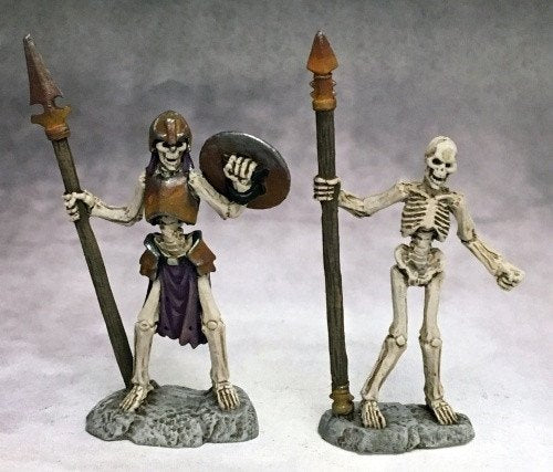 Reaper Miniatures Skeleton Spearmen  3757