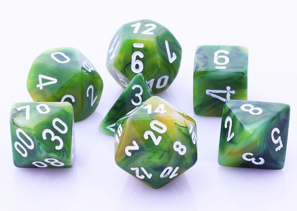 Phantom Dice Green