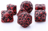 Tech Dice Red