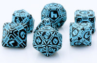 Tech Dice Blue