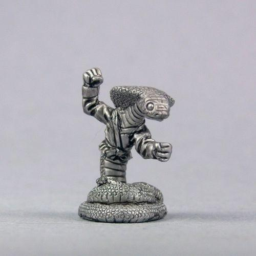 Bombshell Miniatures Sidekicks Cobra Kyle