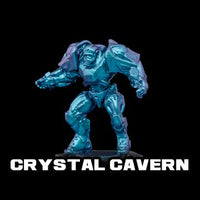 Colorshift Miniatures Paint Crystal Cavern 2