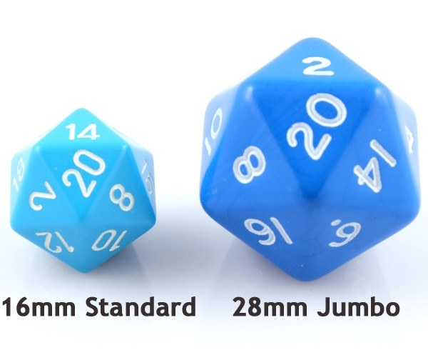 Role Playing Dice Jumbo