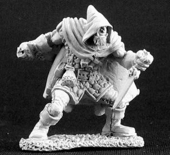Reaper Miniatures Rogan Half-Orc Thief 3278
