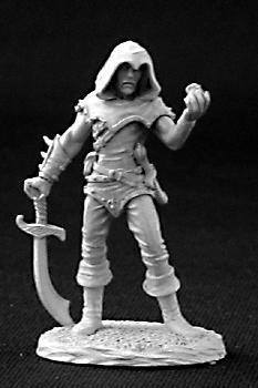 Reaper Miniatures Tierce Male Rogue 3265