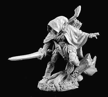 Reaper Miniatures Nienna Female Elf Ranger 2909