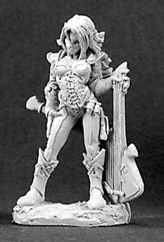 Reaper Miniatures Astrid Elf Chronicler 3098