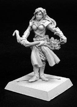 Reaper Miniatures Lorielle Silverrain Elf Archer 14058 RPG 25mm Mini
