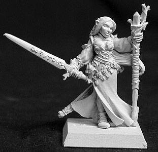 Reaper Miniatures Lysette Elf Mage 14022