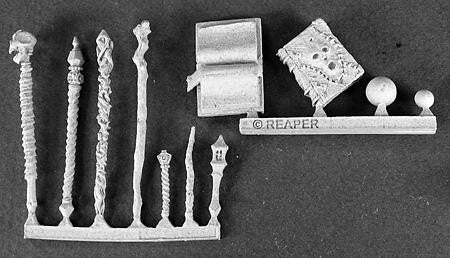 Reaper Miniatures Magic Treasure Items 3284