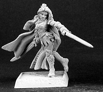 Reaper Miniatures Kassandra of the Blade 14311