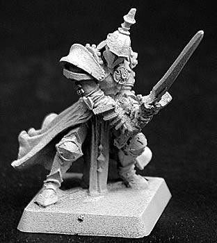 Reaper Miniatures Andras Knight Captain 14147