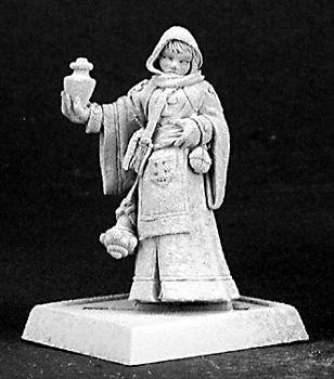 Reaper Miniatures Olivia Female Cleric 14328