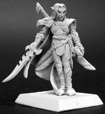 Reaper Miniatures Ardynn Elf Hero 14046