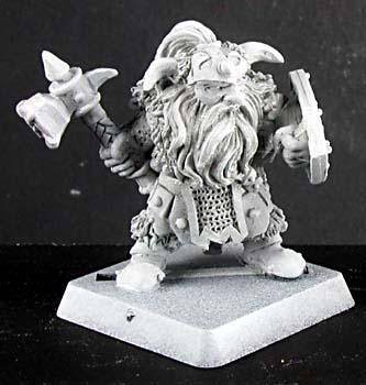Reaper Miniatures Fulumbar Dwarf Fighter 14146