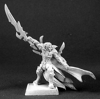 Reaper Miniatures Javolith Male Elf Fighter 14305