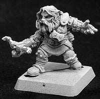 Reaper Miniatures Snorri Dwarf Fighter 14130