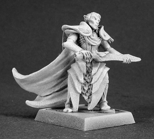 Reaper Miniatures Ellithin Male Elf Fighter 14468