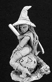 Reaper Miniatures Elise The Witch 2869