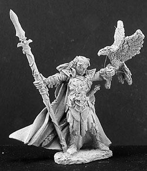 Reaper Miniatures Wood Elf King 2934