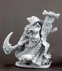 Reaper Miniatures Darkrasp Death Priest 2957