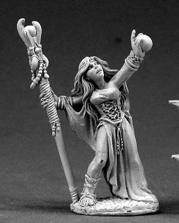Reaper Miniatures Sarah the Seeress 3354
