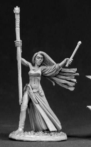 Reaper Miniatures Tristan the Loremistress 3028