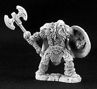 Reaper Miniatures Olaf Viking Chieftain 3240