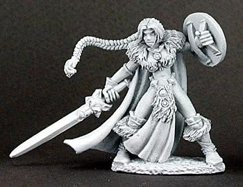Reaper Miniatures Viking Girl 2939