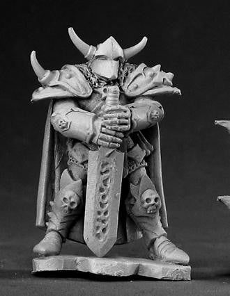 Reaper Miniatures Harstov Irongrave Knight Lord 3414