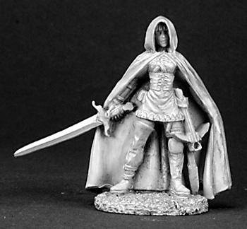 Reaper Miniatures Ashlyn Female Ranger 3129