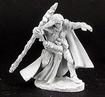 Reaper Miniatures Elquin High Elf Adventurer 2974