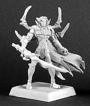 Reaper Miniatures Javolith Dark Spawn Captain 14152
