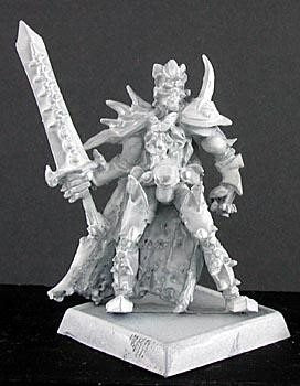 Reaper Miniatures Sir Dauron Evil Knight 14169