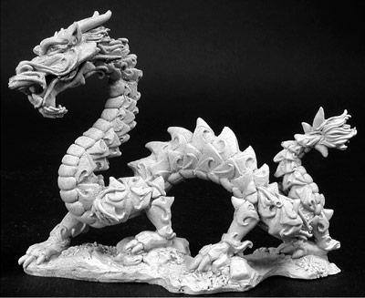 Reaper Miniatures Oriental Dragon 2794