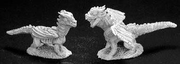 Reaper Miniatures Baby Dragons 2854