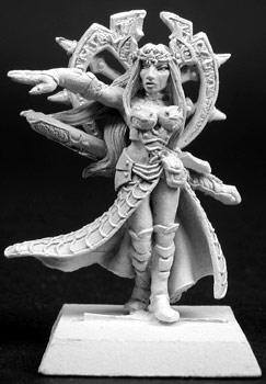Reaper Miniatures Witch Queen of Taltos 14065