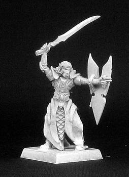 Reaper Miniatures Daereth Elven Royal Guard 14439