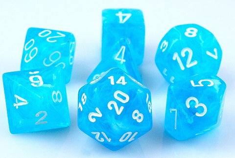 Cirrus Dice Light Blue