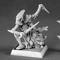 Reaper Miniatures Zalash Dark Elf Assassin 14571