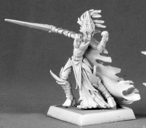 Reaper Miniatures Shadowstep Warrior 14586