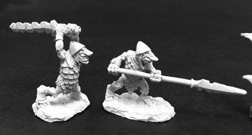 Reaper Miniatures 3778 Cave Goblin Breakers
