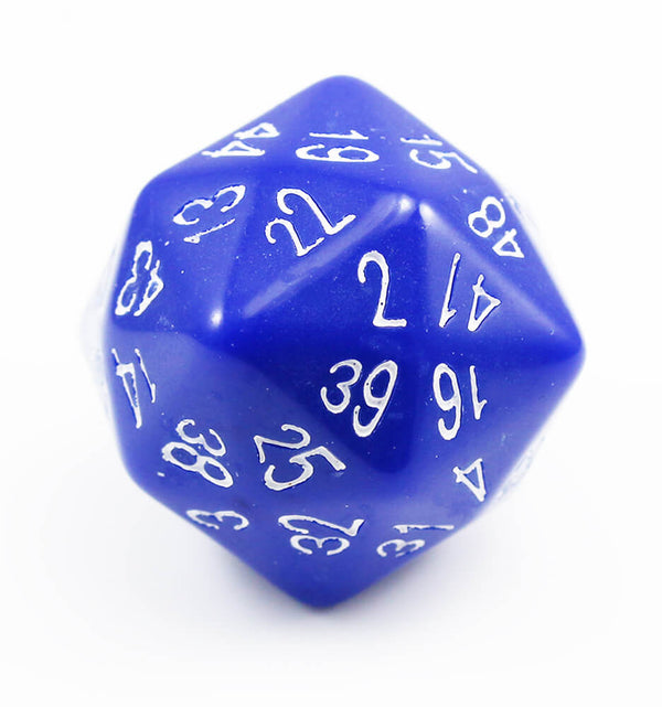 The Dice Lab d48 Blue