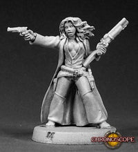 Chronoscope Cowgirl Miniature 3