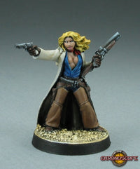 Chronoscope Cowgirl Miniature
