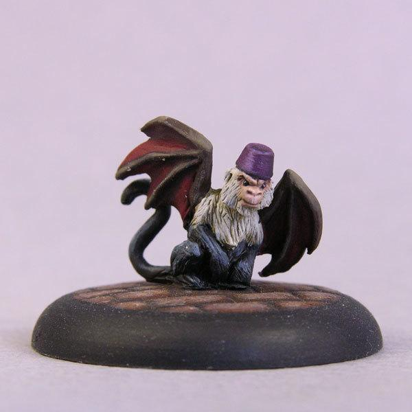 Bombshell Miniatures Winged Monkey 60010