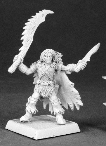 Pathfinder Miniatures The Scribbler 60026