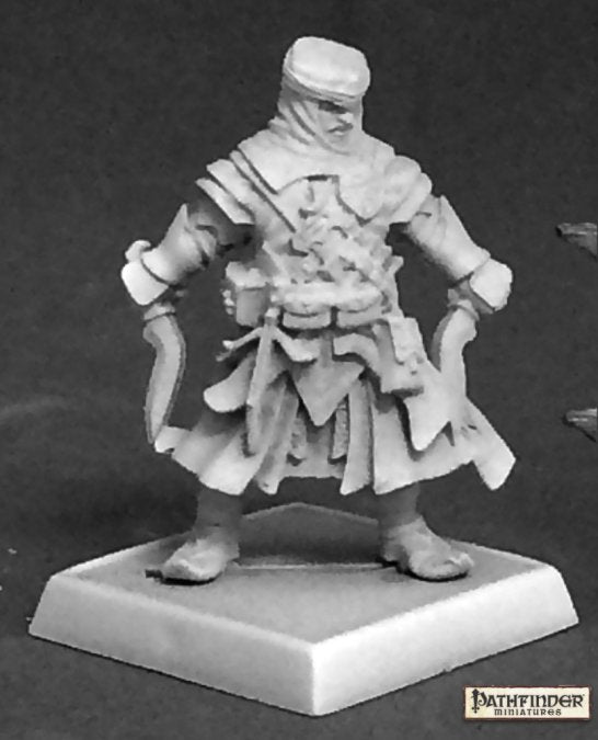 Pathfinder Miniatures (Zadim, Iconic Slayer 60179)