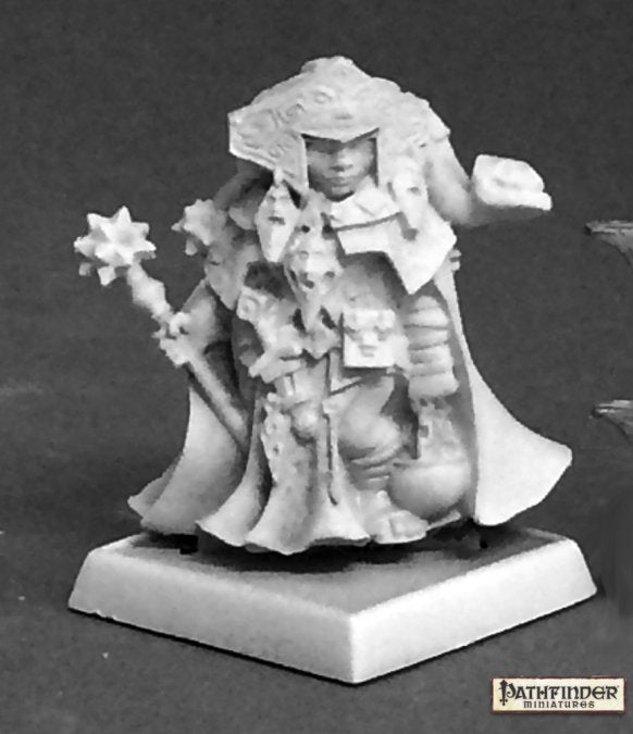 Pathfinder Miniatures (Shardra, Iconic Shaman 60180)
