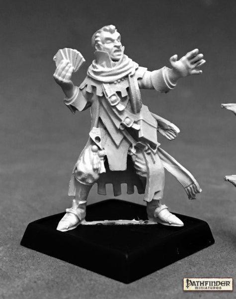 Pathfinder Miniatures (Erasmus, Iconic Medium 60201)